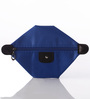 Packnbuy Fabric Dark Blue Mini Cosmetic Pouch