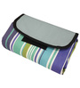 PackNBUY Waterproof Foldable Fabric Blue Picnic & Beach Mat