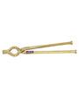 Toral Stainless Steel Pakkad Brass Sensi Tongs