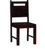 Tacoma Dining Chair in Passion Mahogany finish by Woodsworth