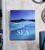 Pannaa Canvas 10 x 1 x 12 Inch Vitamin Sea Framed Poster