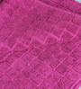 Pannaa Pink Cotton 28 x 59 Inch Bath Towel