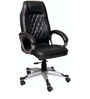 (Free Kid Chair)Papason Executive High Back Chair in Black Color By VJ Interior