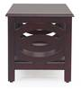 Parker Center Table in Semi-Glossy Rosewood Finish by JFA Touchwood