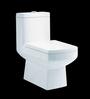 Parryware Qube X White Ceramic Water Closet