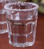 Pasabahce Casablanca Glass 36 ML Liquor Tumbler - Set of 12
