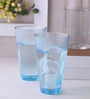 Pasabahce Generation Gift Box Blue Glass 340 ML Tumbler - Set of 6