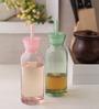 Pasabahce Transparent Oil and Vinegar Storage Set