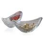 Pasabahce Gondol Glass Bowl-Set of Two