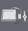 Patco Electricals White 15W Aluminium  Recessed Light