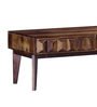 Wyoming Coffee Table in Provincial Teak Finish by Woodsworth
