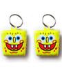 Pawzone Sponge Bob Dog Collar Bells (Set of 2)