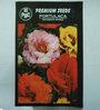 PBC Portulaca Rainbow Mixed Premium Seeds - Pack of 2 (400 Seeds)