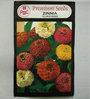 PBC Zinnia Lilliput Mixed Premium Seeds (Pack of 50 Seeds)