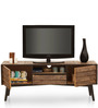 Peoria Entertainment Unit in Dual Tone by The ArmChair