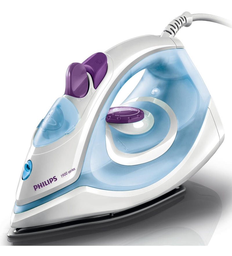 Philips GC1905/21 1440W Steam Iron (Blue)