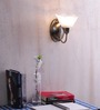 Philips Antique Single Shade Uplighter Wall Mounted Light