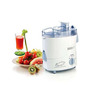 Philips Hl1631 White and Blue Juice Mixer Grinder
