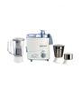 Philips Hl1632 White and Blue Juicer Mixer Grinder