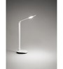 Philips Silver Metal 72007 Desk Lamp