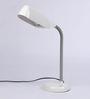 Philips Adjustable White Desk Lamp