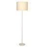 Philips White Fabric 3838 Floor Lamp