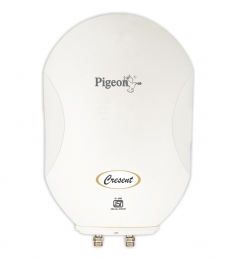 Pigeon  15L Storage Water Heater Cresent (White)