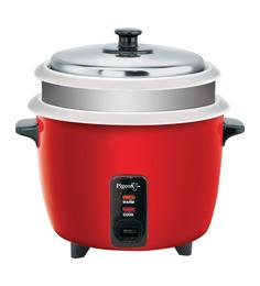 Pigeon Joy Unlimited DX 1.8 L Double Pot Rice Electric Cooker