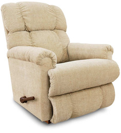 Pinnacle Recliner in Cream Colour by La-Z-Boy