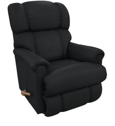 Pinnacle Recliner with Black Leatherette Cover by La-Z-Boy