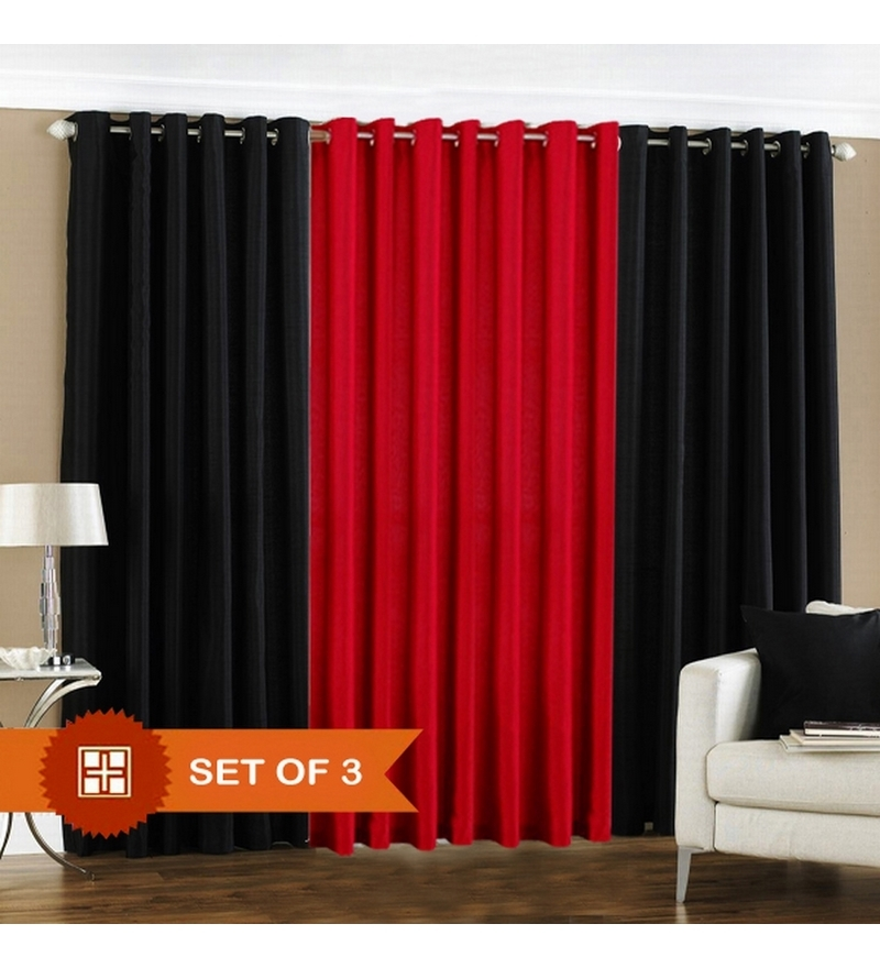 red and black curtains bedroom bedroom decor
