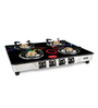 Pigeon Smart Plus Apollo Brass 4 Burner Gas Stove