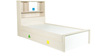 Play Single-Size Bed with Pull-Out by Mollycoddle
