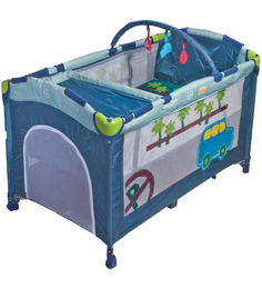 Play Pen in Blue Colour by Mee Mee