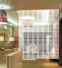 Planet Decor White Acrylic Modern Design Room Divider