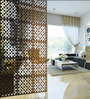 Jackson Room Divider in Wenge by Bohemiana