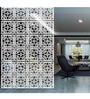 Hawley Room Divider in White by Bohemiana