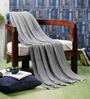 Pluchi Riblike Cotton Single Throw Blanket