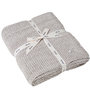 Pluchi The Moss Beauty Knitted Single-Size Throw Blanket