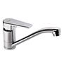 Plumber Aura Chrome Brass Single Lever Sink Mixer