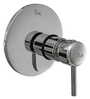 Plumber Aztec Chrome Brass Single Lever Conceal Diverter With Provision For Spout Only