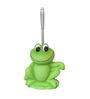 Plumeria Frog Green Brush