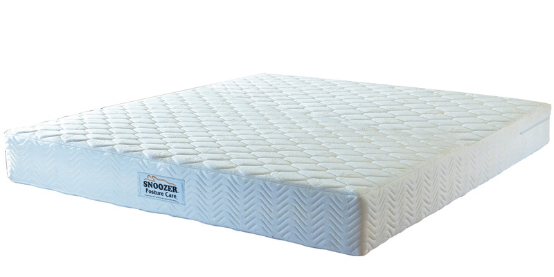 Posture Care Medium Firm Pocket Spring King-Size Mattress by Snoozer