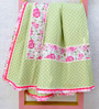 Polka Pastoral Toddler Dohar in Multicolour by Raw Kottage