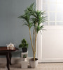 Pollination Green Polyester Yucca Artificial Plant