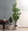 Pollination Hide Green Polyester Artificial Plant