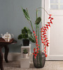 Pollination Red Heliconia Artificial Flowers - Set of 3