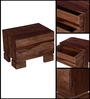 Freemont Bed Side Table in Provincial Teak Finish by Woodsworth