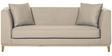 Preston Three Seater Sofa in Beige Colour by Madesos