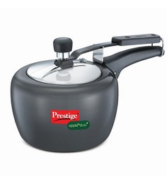 Prestige Apple Duo Black Aluminium 3 L Pressure Cooker